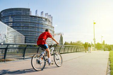 Strasbourg, la ville du vélo